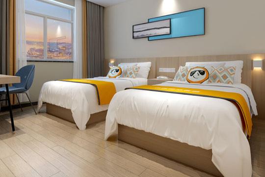 橙客連鎖酒店加盟