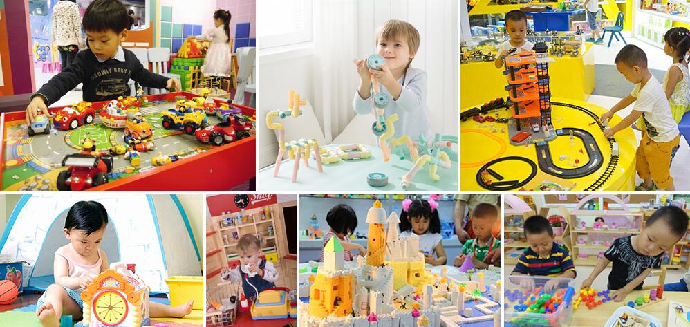 益智儿童玩具加盟前景怎么样