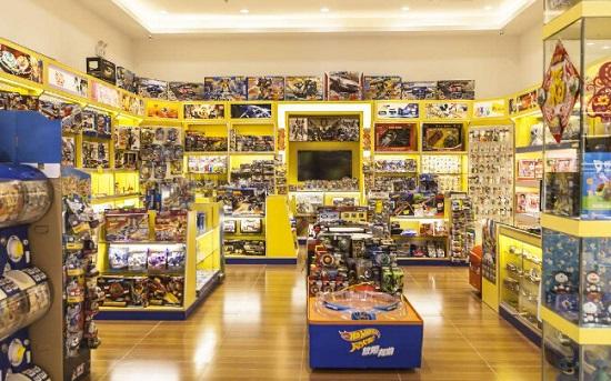 开一家儿童玩具加盟店的利润大吗