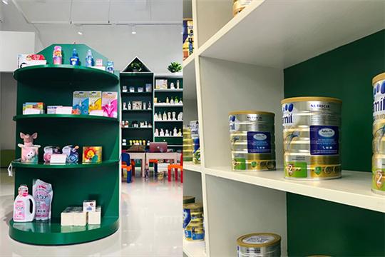 妈咪小镇关注海外优质奶粉,打造安全健康品质的进口母婴平台