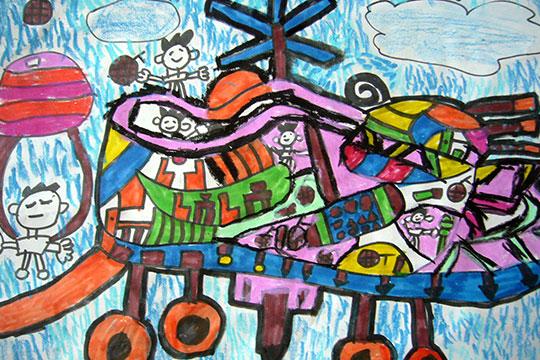 考拉熊創意美術加盟