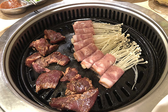 明成缘韩式料理加盟