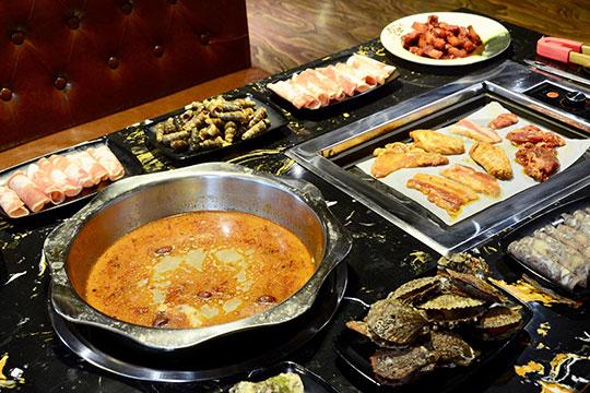 皇家品鉴烤涮一体bt365官方网站 8