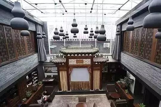 什刹海皮影文化酒店加盟展示图
