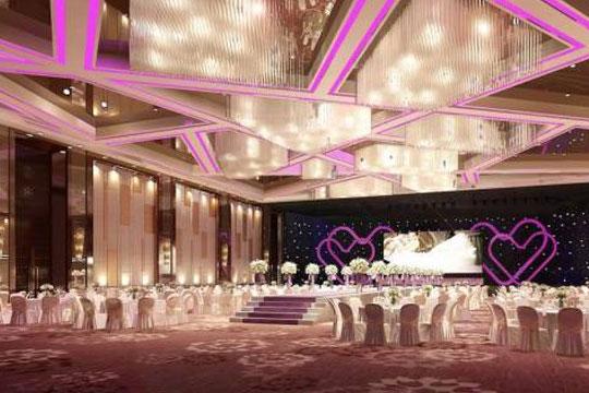 千禧千缘婚礼主题酒店加盟展示图
