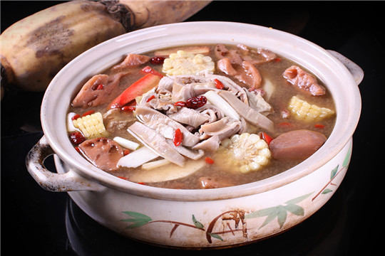 八滋味藕王养生汤加盟