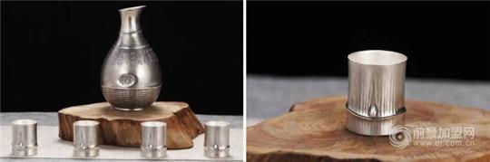 银品生活品牌银器店加盟——开创银器新市场价值