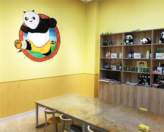 熊猫叔叔儿童艺术加盟