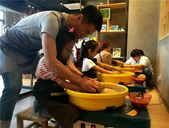 零基础加盟陶指艺陶艺制作坊,应该怎么做?