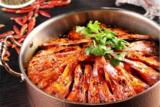 蝦總管香辣蝦加盟