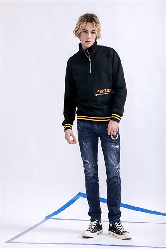 莎斯莱思品牌男装,给你时尚休闲,温暖舒适的潮流单品!