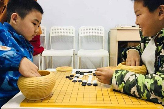少儿围棋加盟品牌,正元围棋盈利有保障