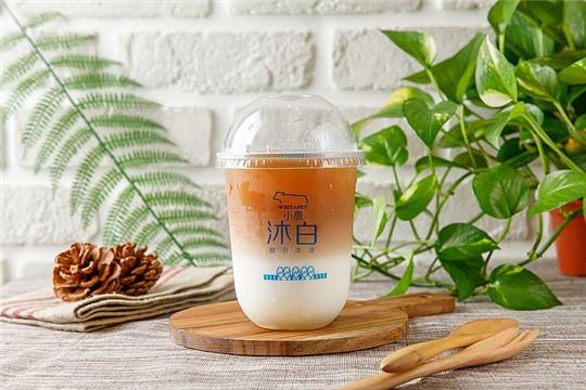 小农沐白奶茶