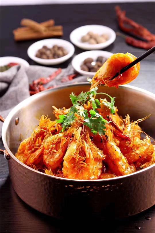 虾总管香辣虾