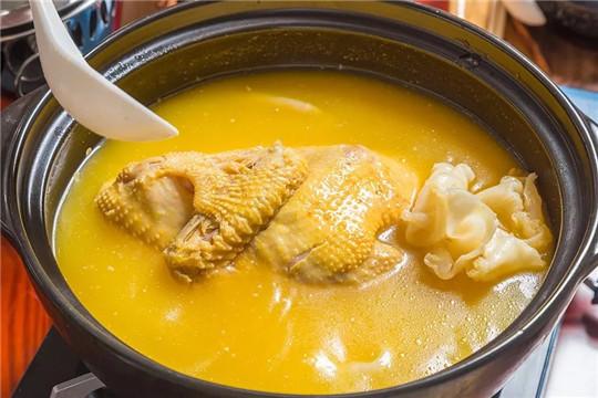 香多滋鮑汁燜雞