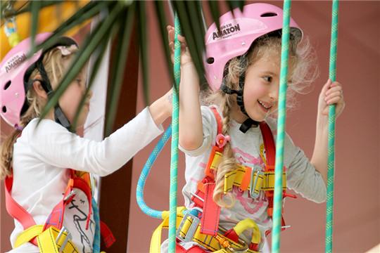 亚马逊王国儿童乐园
