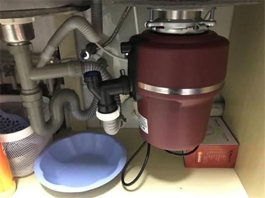 奥士康厨房垃圾处理器