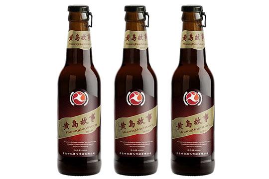 黄岛故事啤酒