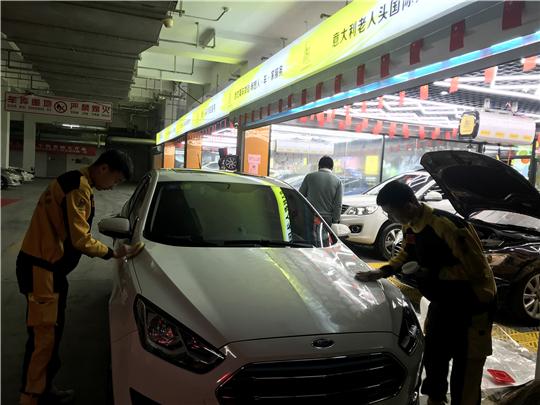 老人头汽车服务怎么样?三大特色项目颠覆传创市场新高
