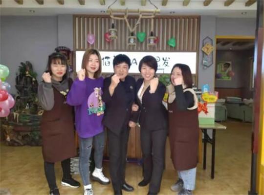 """礼惠全城:恭喜!君丝佳西峡店2020迎来""""鼠年""""开门红"""