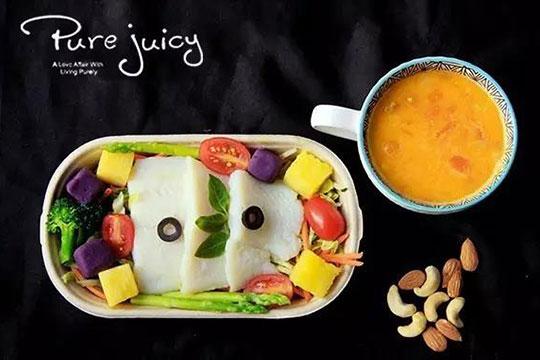 PureJuicy纯粹轻食沙拉