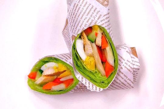 沙气腾腾SaladTop轻食沙拉