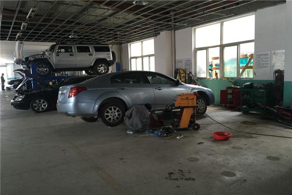 怎么使汽车维修加盟店的生意更好