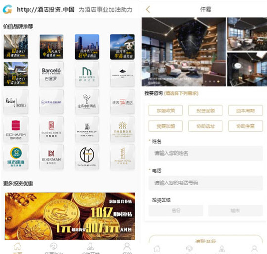酒店投资·中国
