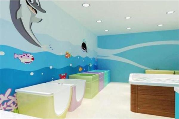 婴幼儿游泳馆怎么挑选好的品牌投资