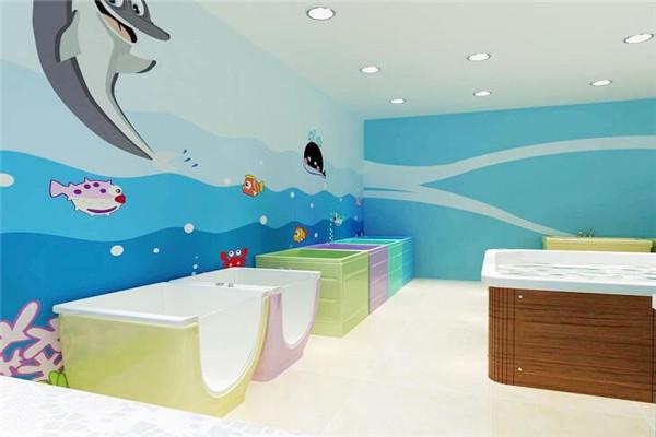 婴幼儿游泳馆加盟到底有什么优势