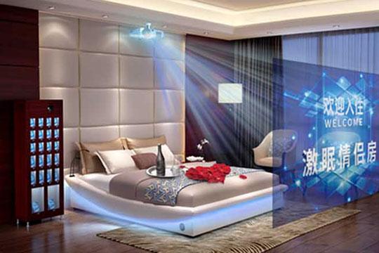 激眠客房设备