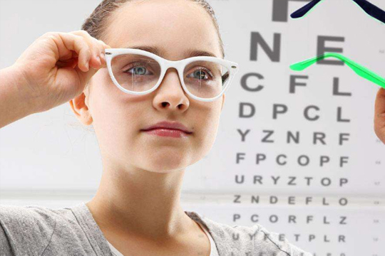 全朗视光视力训练中心