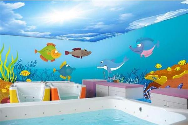 婴幼儿游泳馆加盟店发展的先决条件