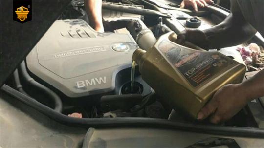 【迈道驰润滑油】机油放不干净会不会损坏发动机?