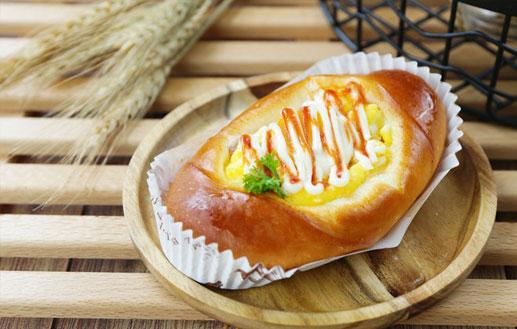 熊猫家日式面包