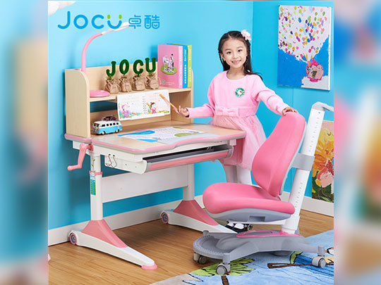 升降学习桌,可升降儿童学习桌桌面高度对应孩子身高是怎样的?