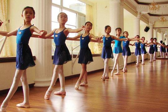 舞精灵艺术培训中心