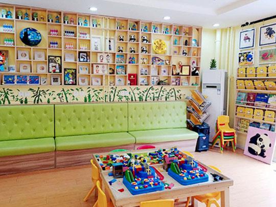 十多万元能开家儿童美术加盟店吗?能!