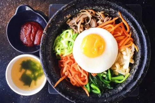 美食记韩式石锅拌饭