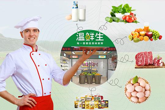 温鲜生社区生鲜门店