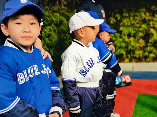 小小的棒球 大大的梦想丨广东佛山南海桂城伟才幼儿园