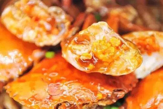 牛蟹哥肉蟹煲