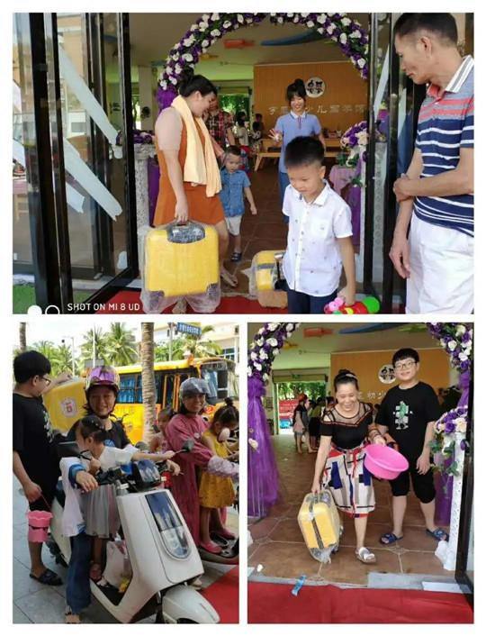 开业营收破23万,海南儋州国学馆在梦幻泡泡节中的狂欢