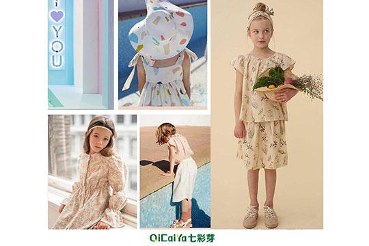"""七彩芽QICAIYA童装加盟""""舒适、环保、时尚"""""""