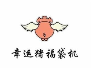 幸运猪福袋机加盟