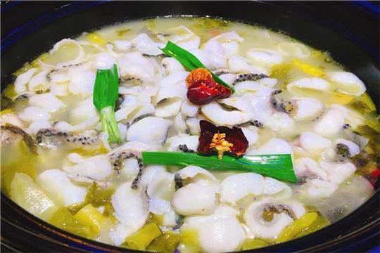 稻田撈漁酸菜魚加盟