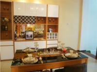 鸿扬宅配产品展示:餐厅组合柜
