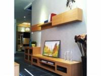 鸿扬宅配产品展示:客厅组合柜