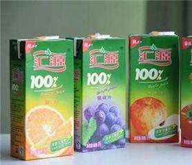 汇源果汁加盟店