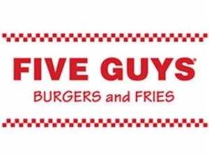 five guys汉堡
